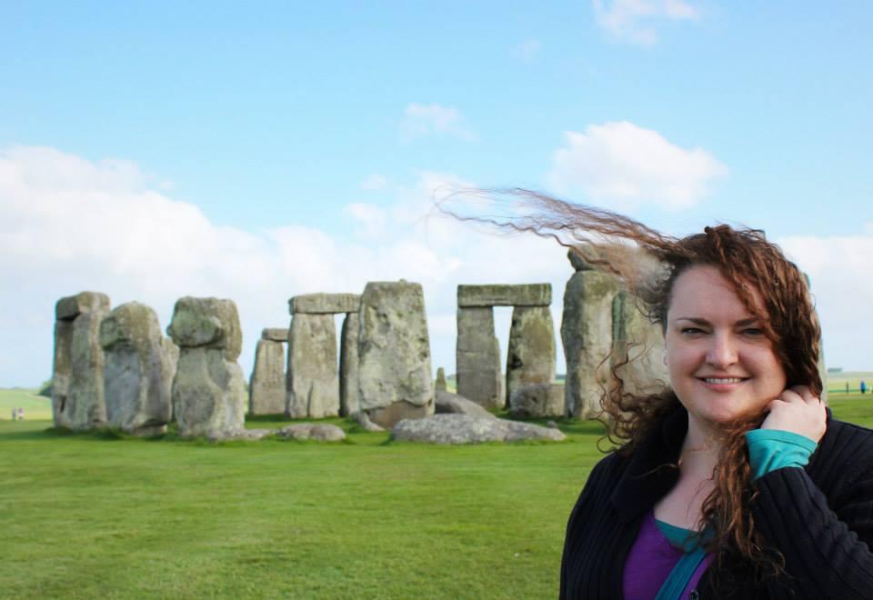 I made a pilgrimage to Stonehenge!