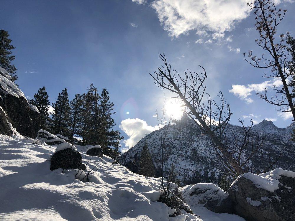 Winter Rewilding Retreat-The Enchantments — Waymarkers