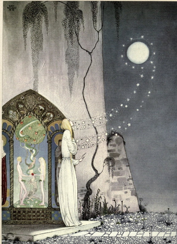 "By Kay NiELSON ""East of the sun and west of the moon"" 1914"