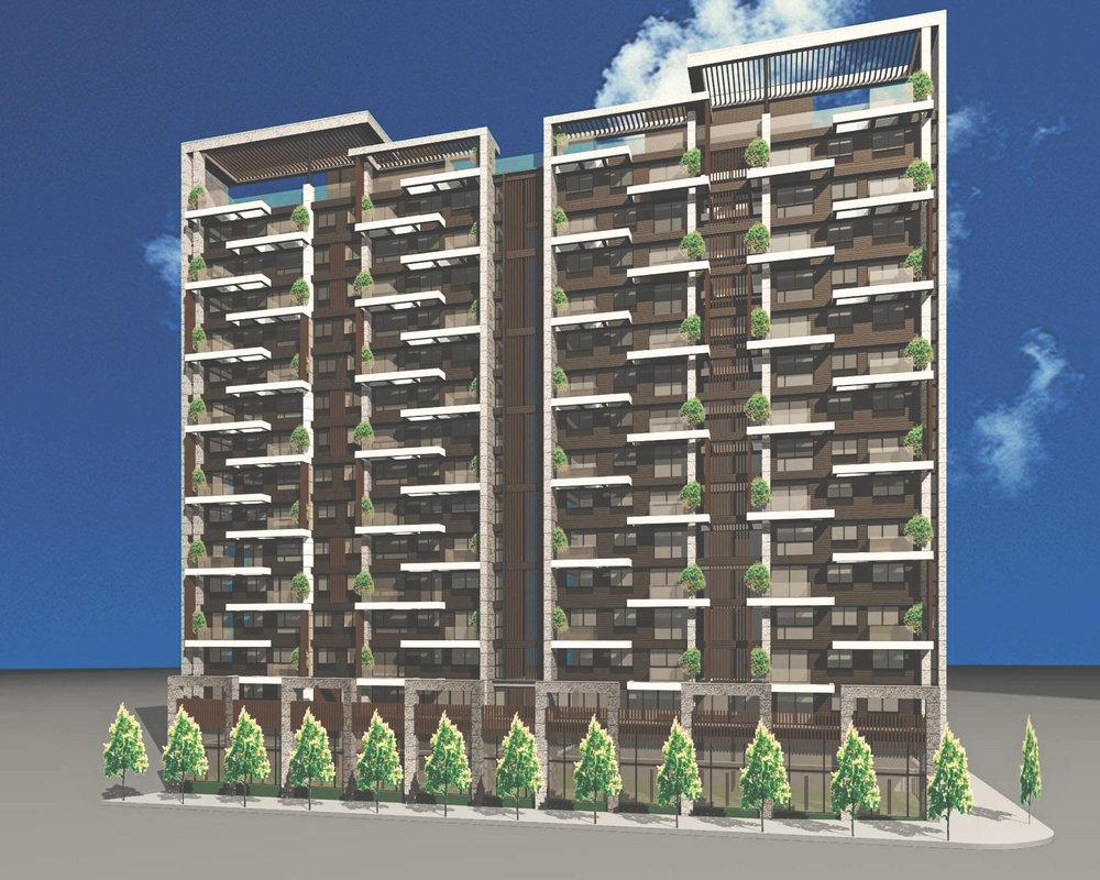 南港都市更新案 - 協議審查階段台北市南港區舊莊街一段