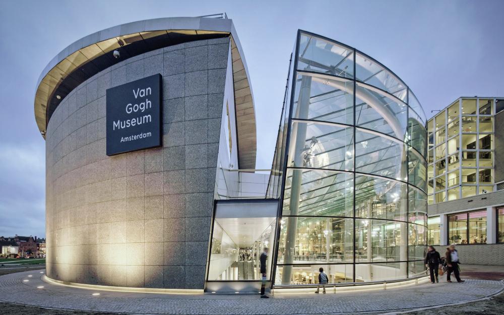 梵谷博物館 / Van Gogh Museum  /  圖片來源
