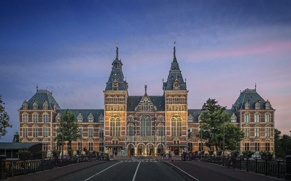 阿姆斯特丹國家博物館 / Het Rijksmuseum Amsterdam  /  圖片來源