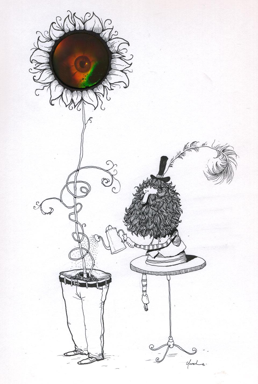 Pen and Ink, Hologram