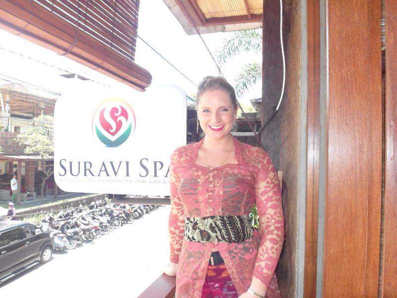 Suravi SpaBali2014-2015 - Co-Founder & Geschäftsführerin