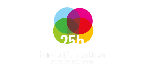 Photoshoot in Kooperation mit 25h Hotel Frankfurt