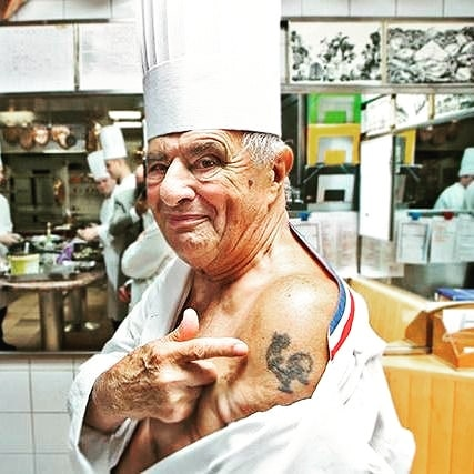 R.I.P PAUL BOCUSE  #legend #culinaryinstituteofamerica