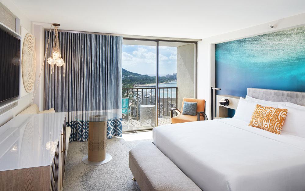 Waikiki BEACHCOMBER by Outrigger - Official Hotel Partner of Festa Italiana Hawaii