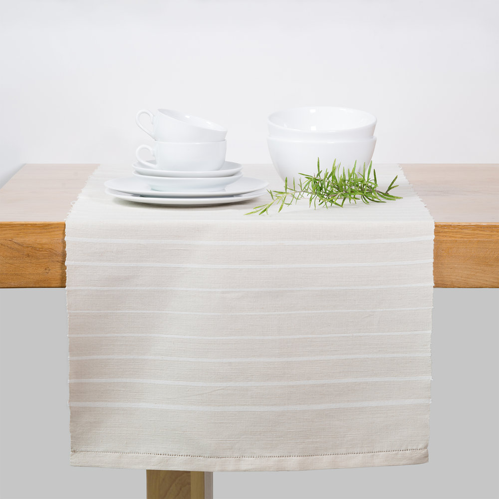 ORGANIC LINEN - Table Runners