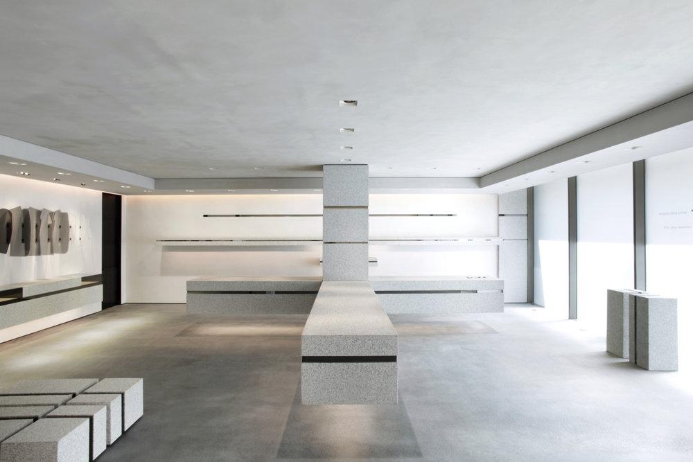 No.5 Savile Row. Kilgour flagship, design Carlo Brandelli November 2013