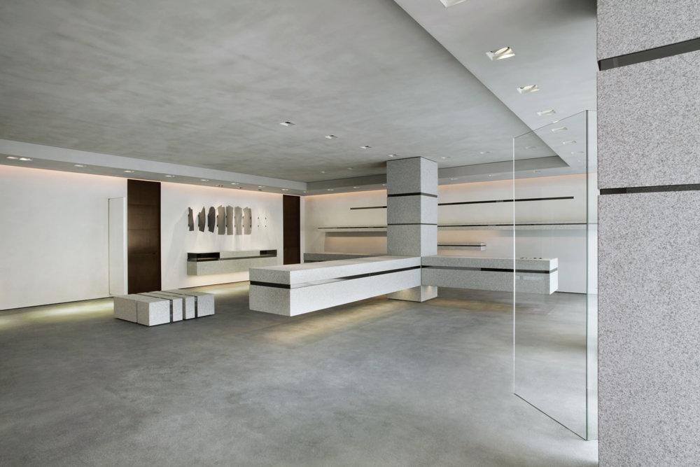 No.5 Savile Row, Design Carlo Brandelli November 2013