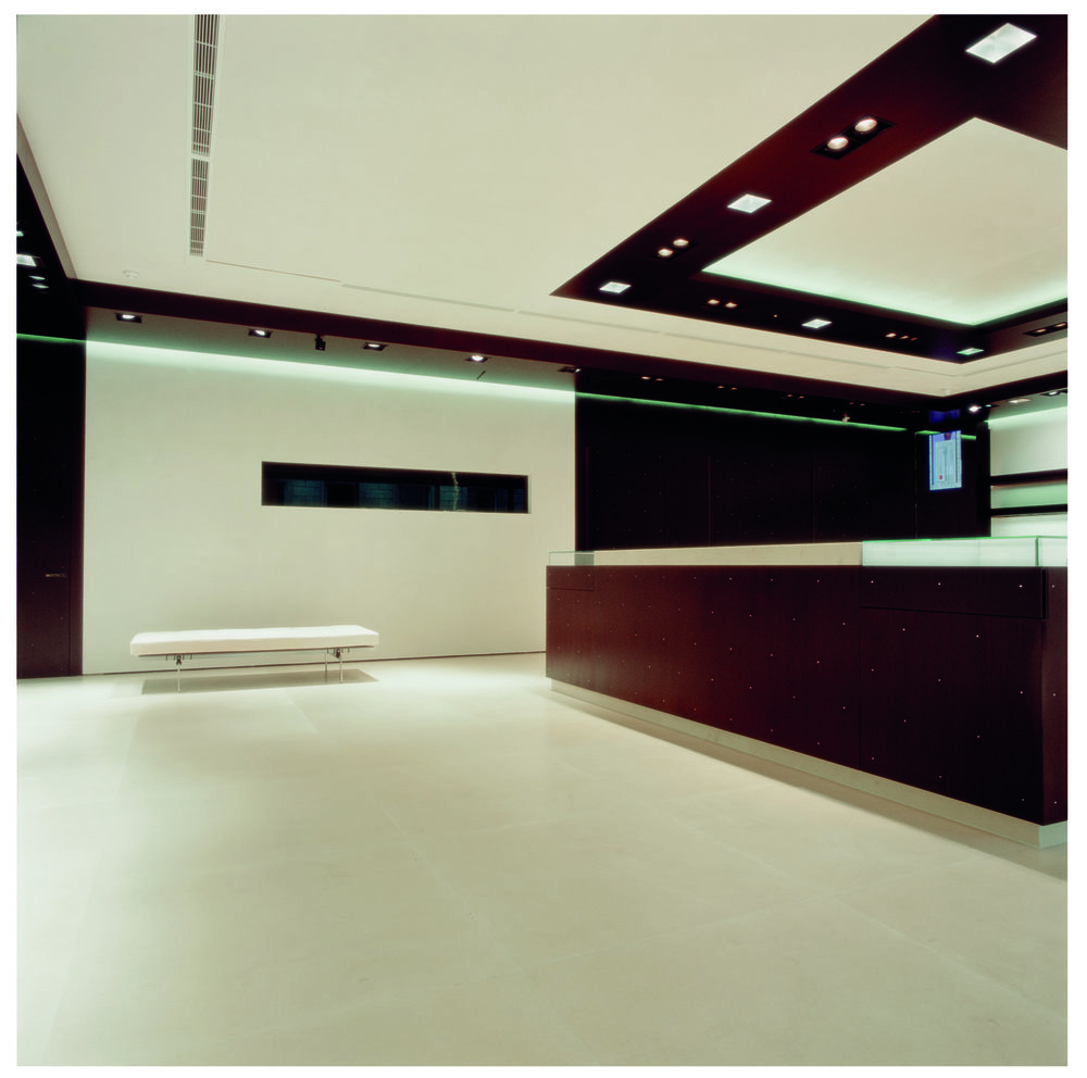 No.5 Savile Row , Kilgour flagship, Design Carlo Brandelli February 2007.