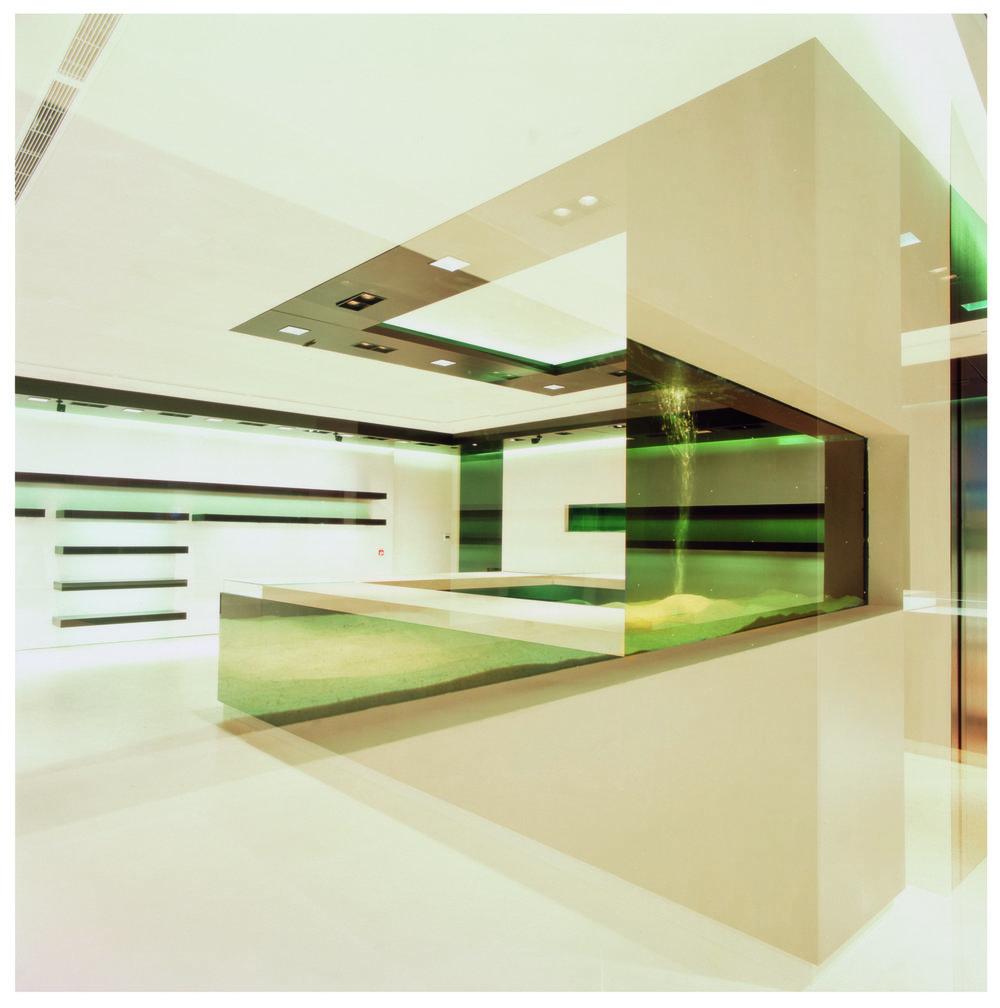 No.5 Savile Row, Kilgour flagship, design Carlo Brandelli 2007.