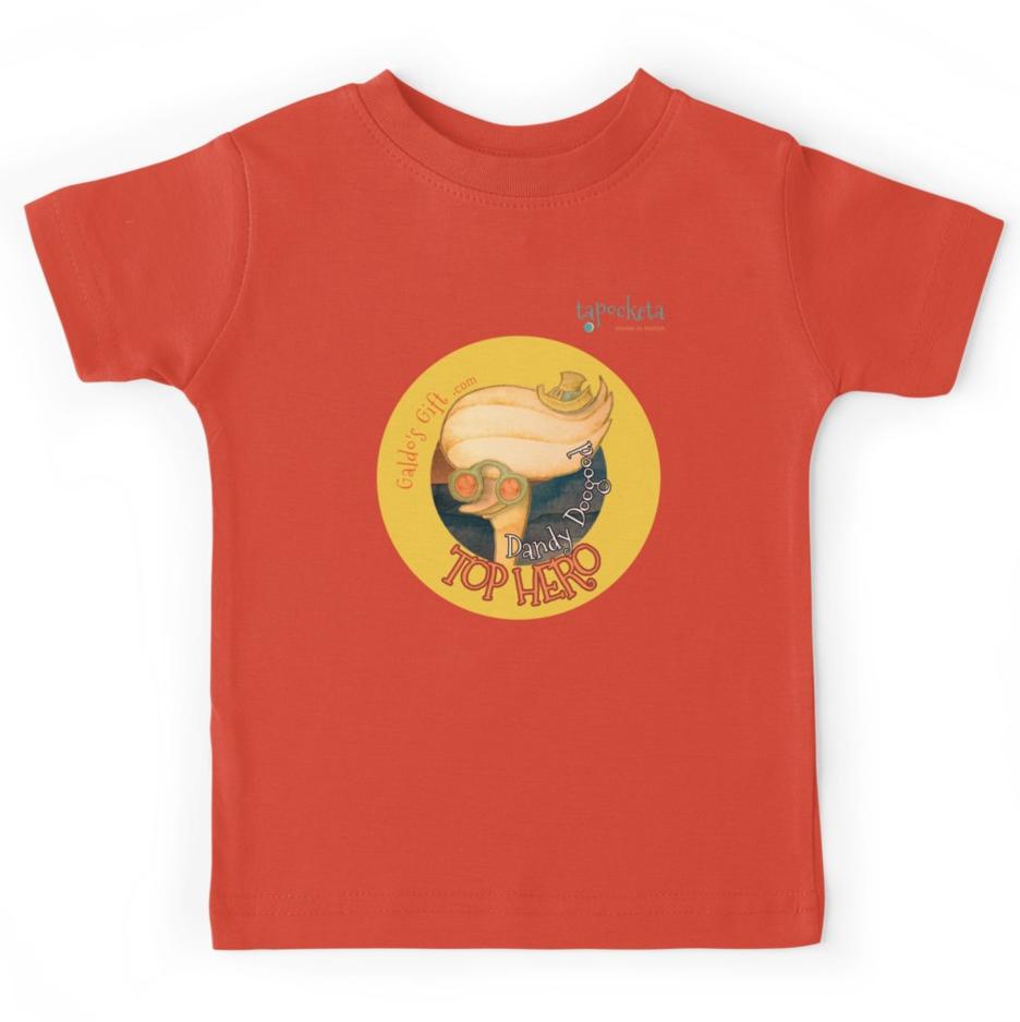 Doogood Hero: Kid's Tee £13.54  STORE