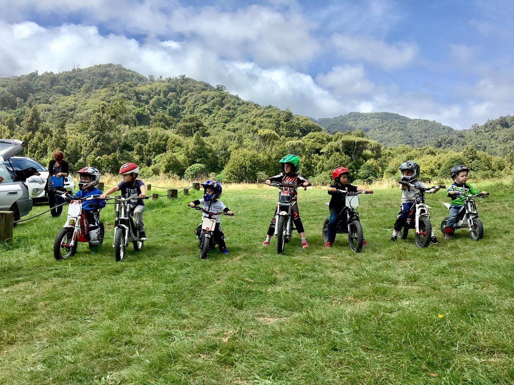 Kapiti kids trials.
