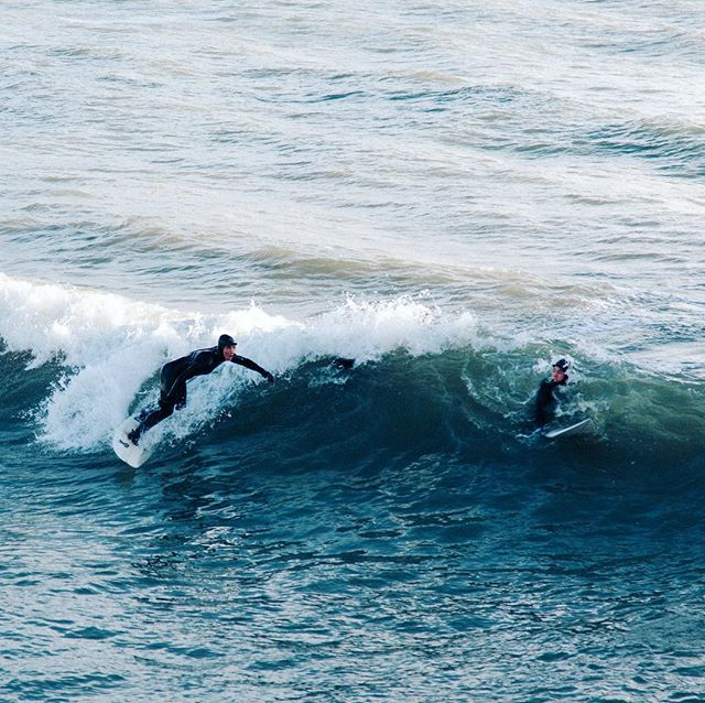 @dec_johnson and @oscar_johnson ripping yesterday! #bournemouth 🤙🌊🏄‍♂️