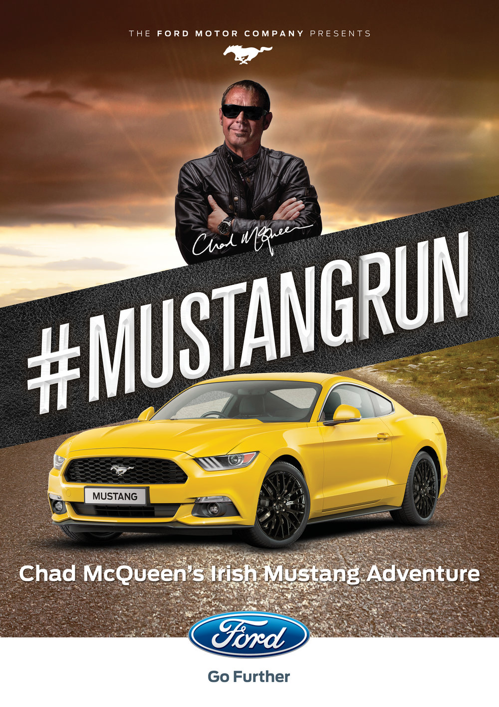 FORD MUSTANG: ONLINE ART DIRECTION / DESIGN VIEW PROJECT >>