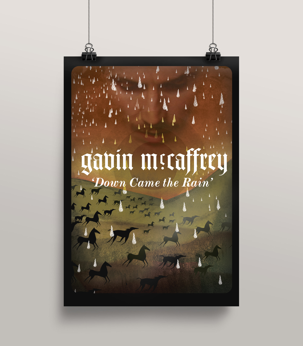 GAVIN MCCAFFREY: EP DESIGN  VIEW PROJECT >>