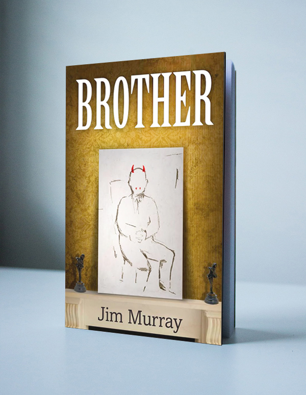 JIM MURRAY: BOOK COVER DESIGN AND ILLUSTRATION