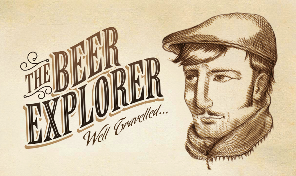 THE BEER EXPLORER  VIEW PROJECT >>