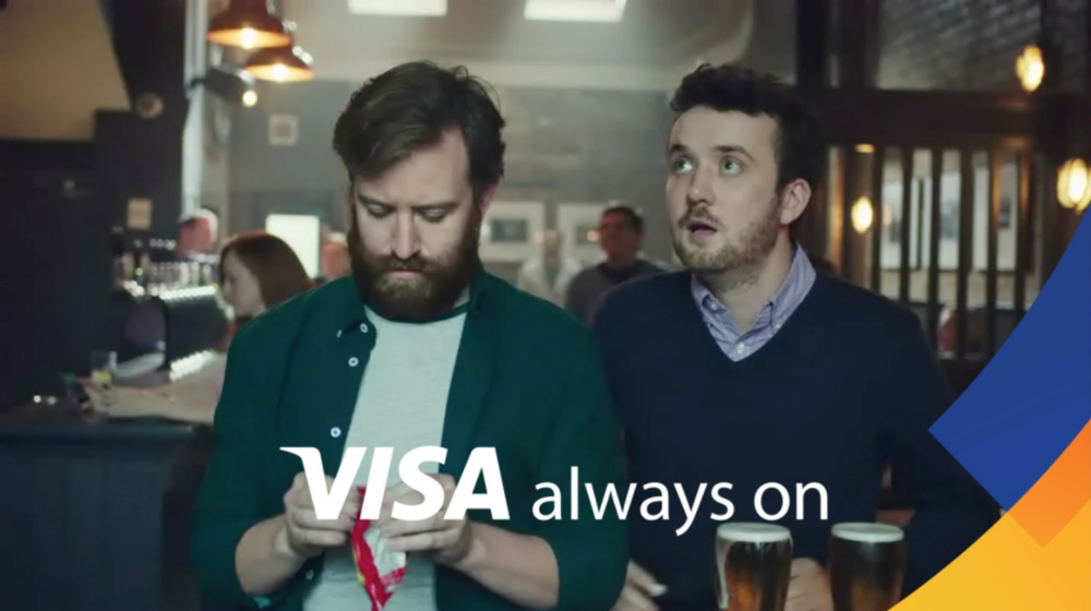 VISA: TV ART DIRECTION  VIEW PROJECT >>