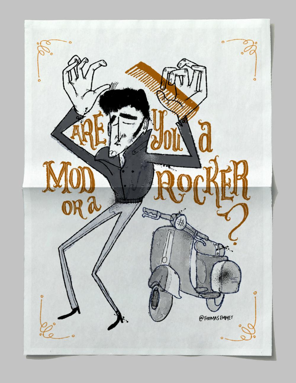 Mod or Rocker