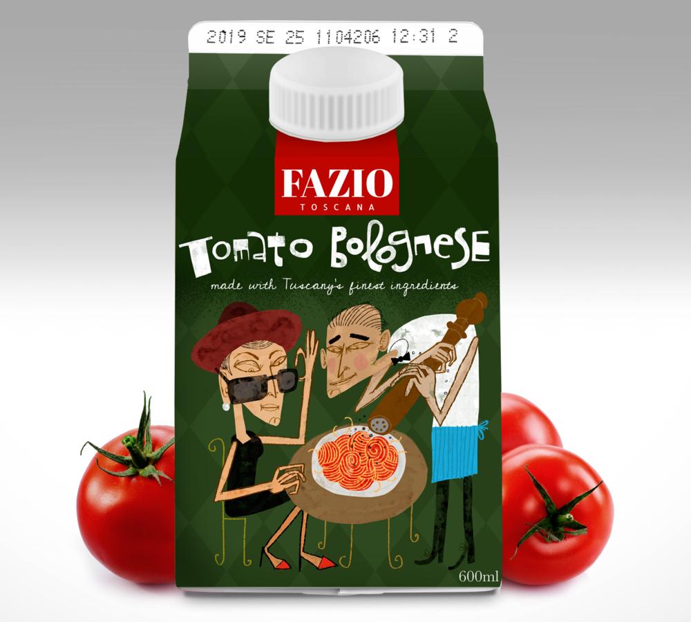Tomato Bolognese