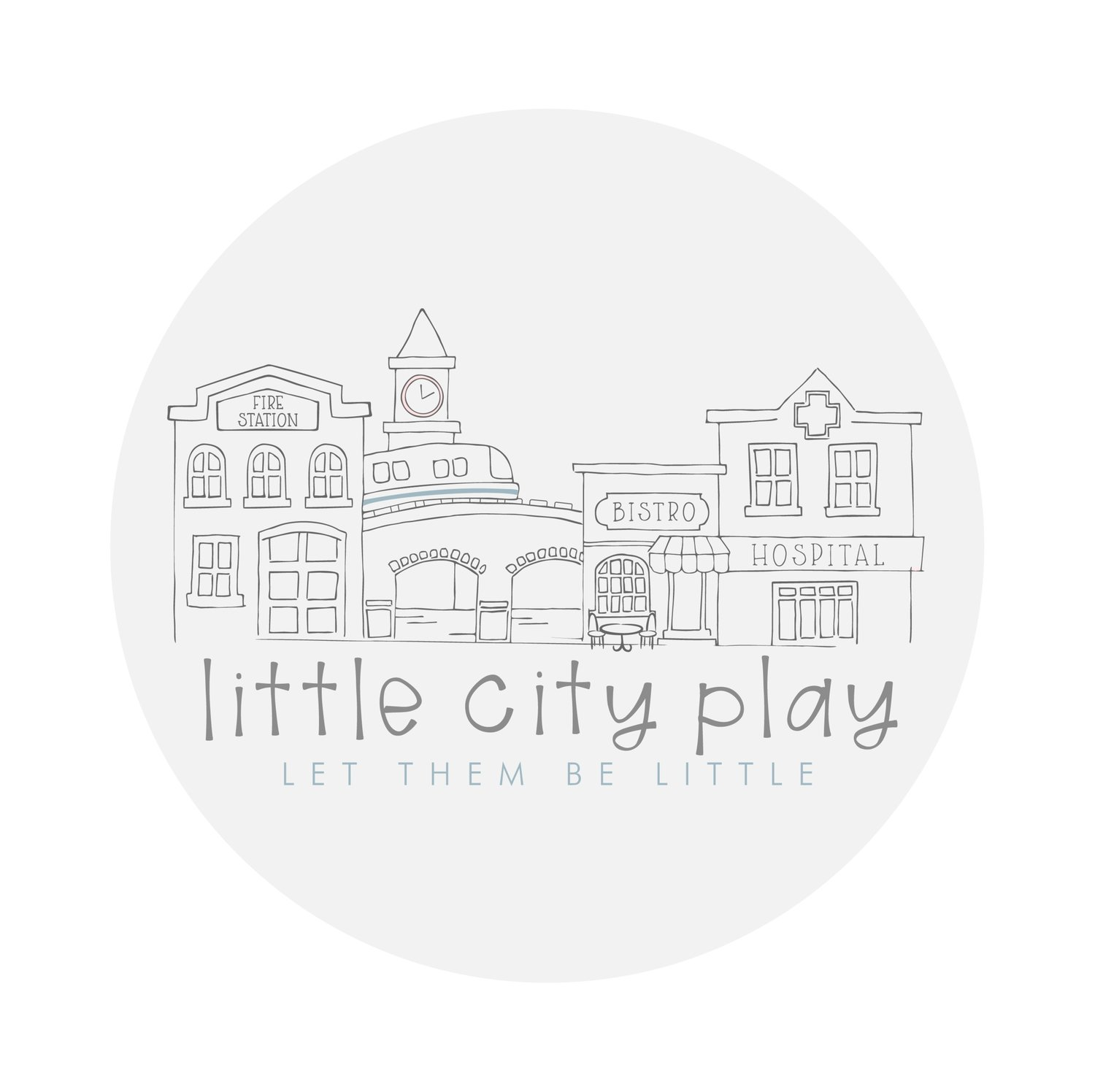 little city play