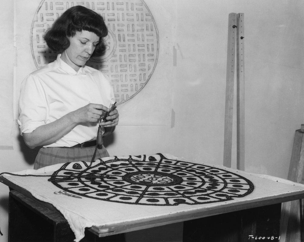 Dorothy Grebenak, circa 1964