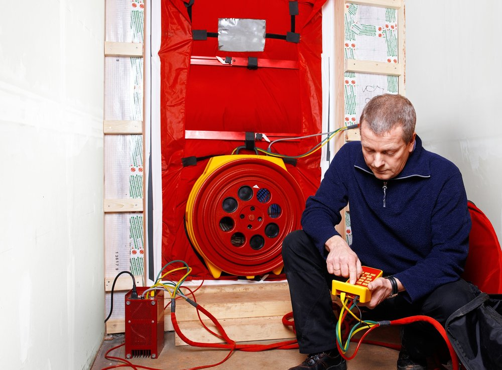 Energy or HERS Rater - The LEED for Homes rating system also requires that the project is performance tested by a qualified energy rater. As a qualified Energy Rater for your project, RunBrook conducts required performance testing, including Blower Door Testing and Duct Leakage Testing. If required or desirable, RunBrook can also conduct thermal bypass inspections, run an energy model, and perform manual J&D calculations.