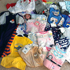 Community Outreach - St. Helena's/Santa Elena conducts a number of outreach activities every year, which have included a collection of baby clothes at Christmas, donations of school supplies for kids returning to school in the fall, and monthly communion services at Peace Village and Briar Place nursing home.