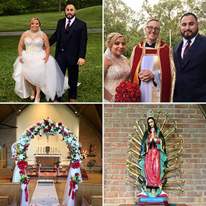 Marriage - Couples wishing to get married at St. Helena's / Santa Elena should consult with Fr. Ethan for a preliminary conversation well in advance of the wedding date. The Episcopal Diocese of Chicago usually requires three sessions of pre-marital counseling prior to the wedding.