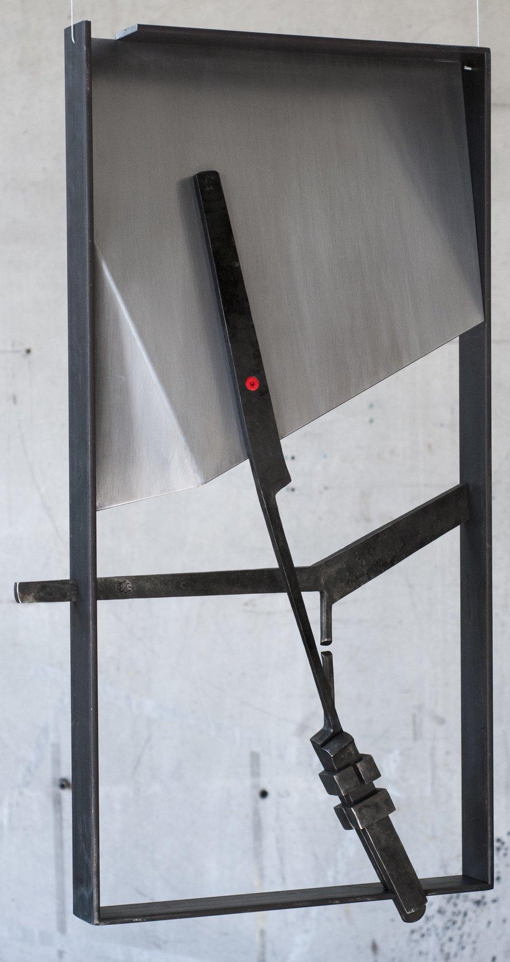Lind Smide & Metallgestaltning. Galler. Abstraktioner över traditionella smidestekniker.