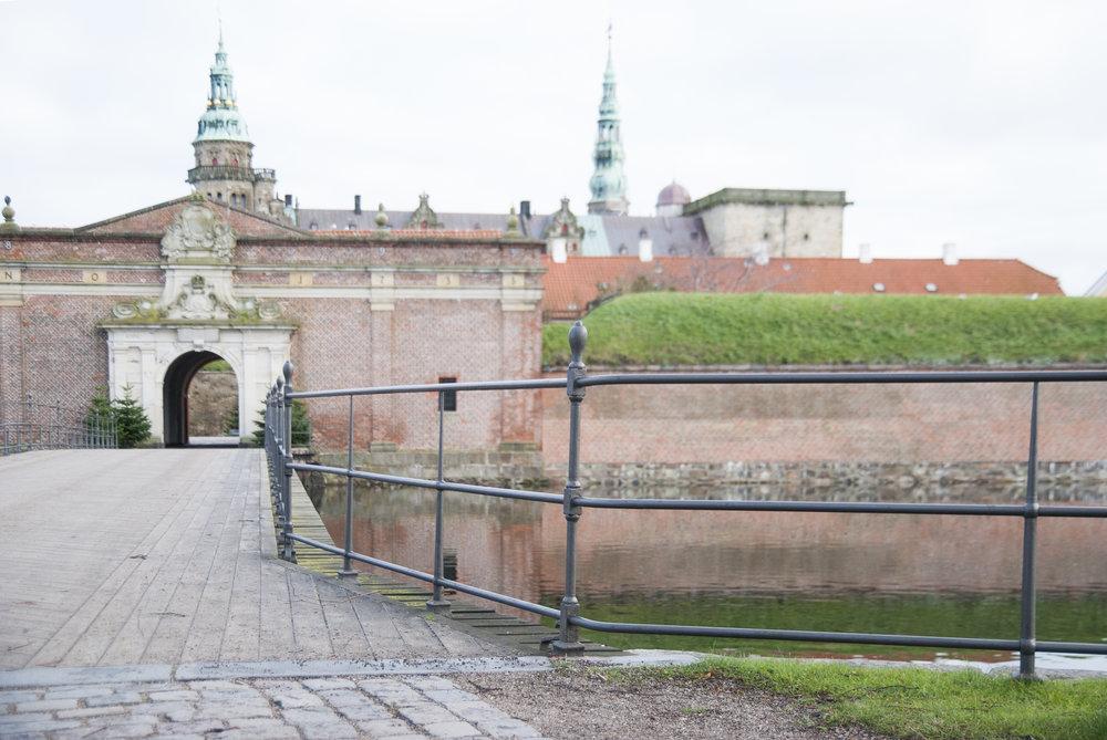 Linde Smide & Metallgestaltning. Restaureringssmide – Räcke vid Kronborg slott.