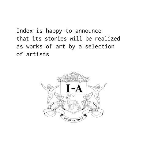 #indexarchive #digitallibrary #contemporaryart #art