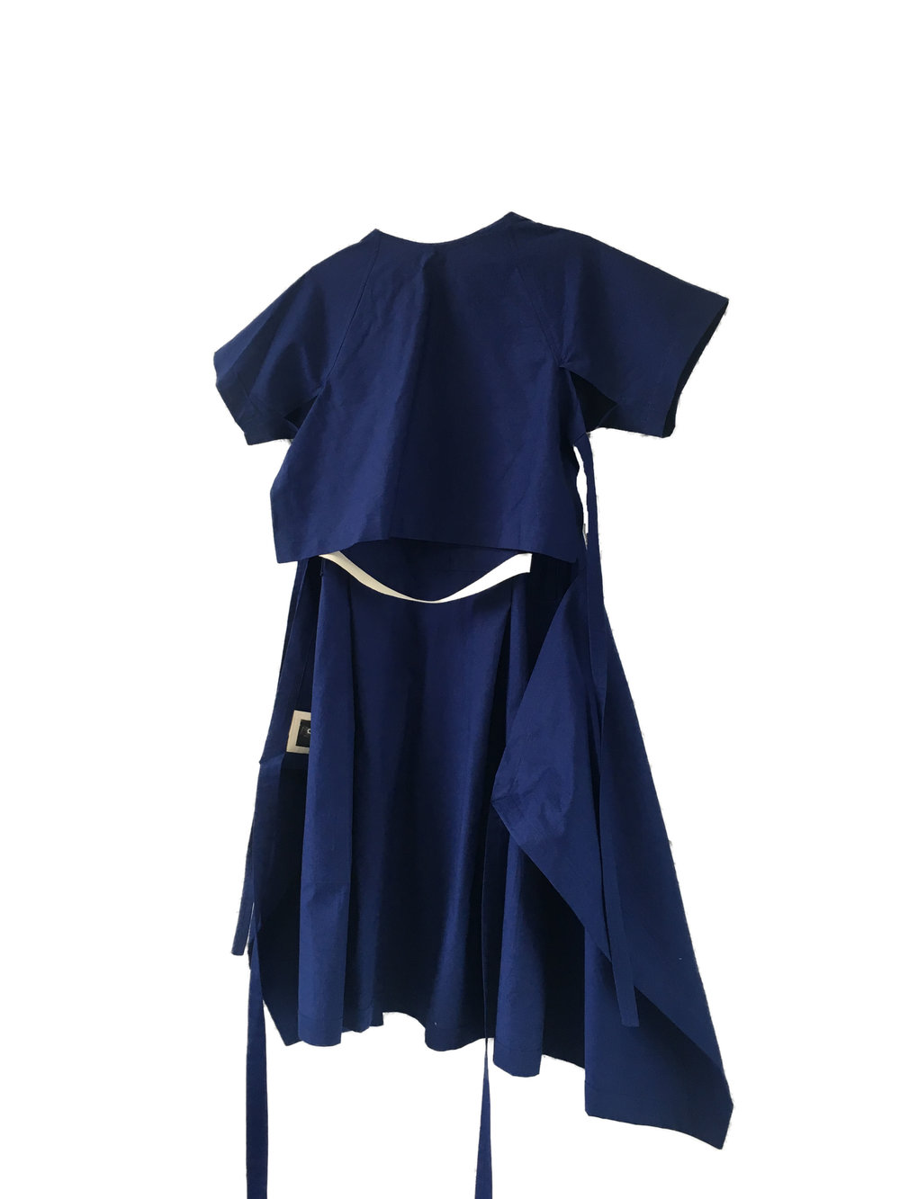 cobalt  — SOLD OUT - Japanese cotton