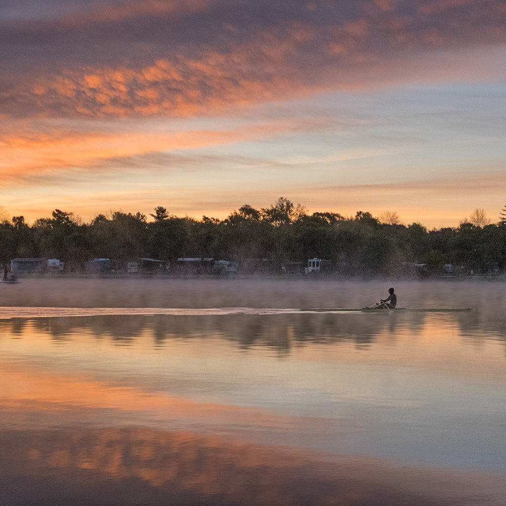 Lake Saratoga Twilight