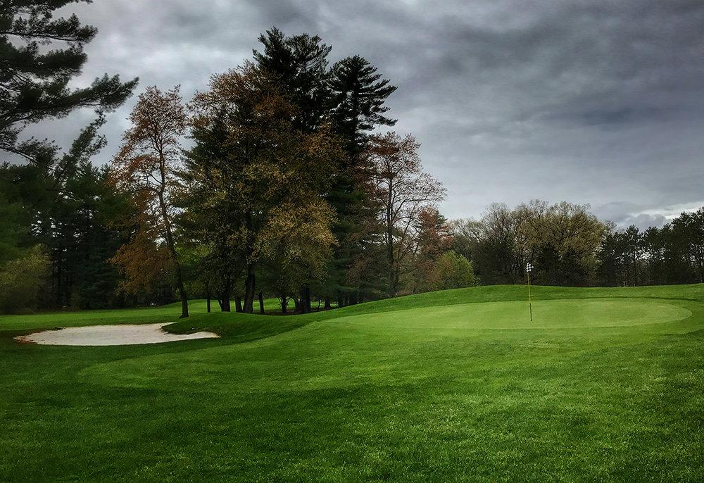 No.5 Green Executive Course Saratoga Spa