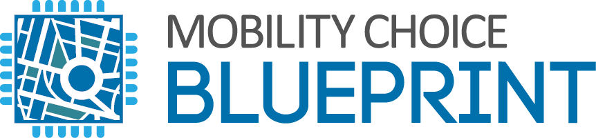 Mobility Choice Blueprint Intiative