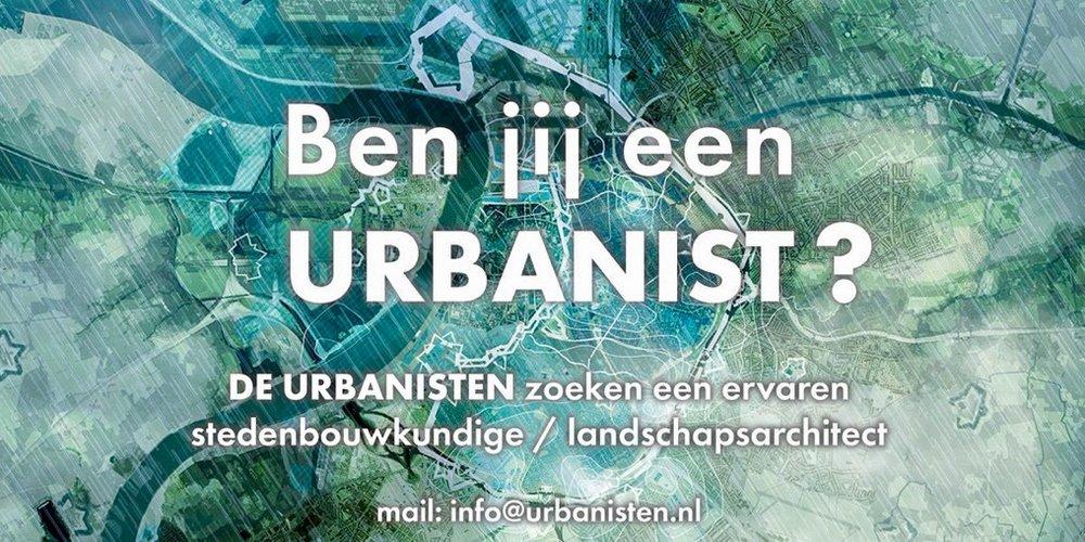 #Urbanist - @DE_URBANISTEN Informatie vacature