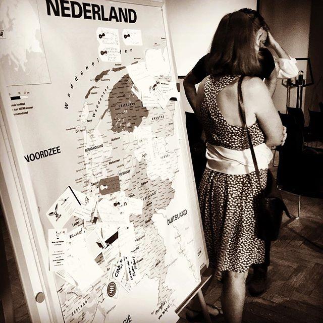 @ 1e NL Open Badges bijeenkomst #kennisdeling #presentaties #werktafels #openbadges #validatie @openbadgesnl