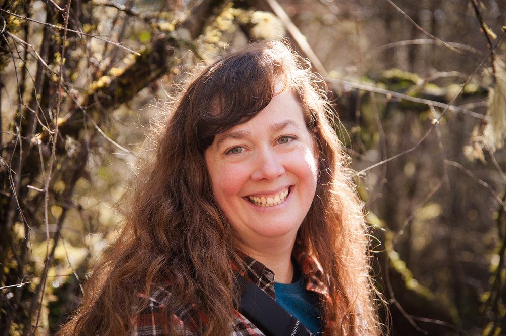 Rachel Hayward, MDiv