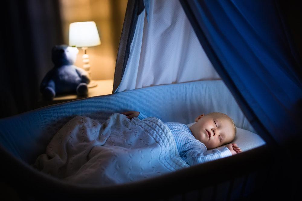 Nounou de nuit - Offrez-vous une nuit de sommeil.