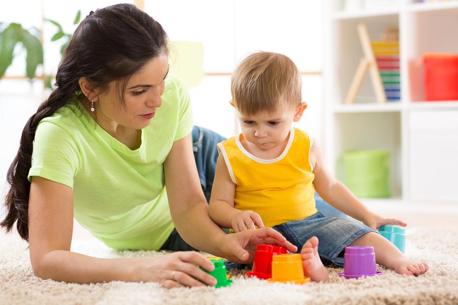 Garde à domicile - enfant de 0 à 3 ans