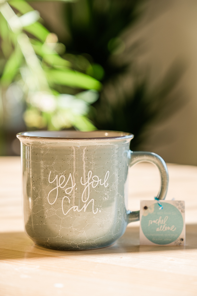 Yes You Can Mug - $20