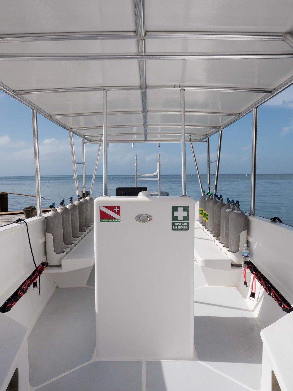 saga boat roatan divers.jpg