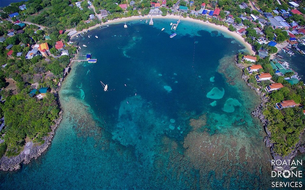 Half Moon Bay West End Roatan