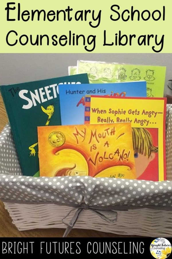 Must Have Books in Your Elementary School Counseling Library — Bright Futures Counseling #brightfuturescounseling #Books #elementaryschoolcounseling #elementaryschoolcounselor #schoolcounseling #schoolcounselor #schoolcounselingbooks #counselingbooksforkids