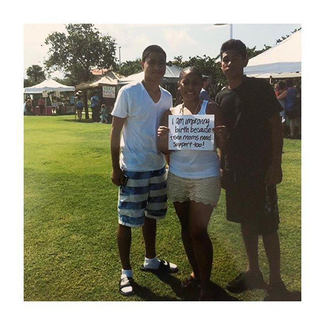 """""""I am improving birth because teen-moms need support too!"""" . lovebirth #tbt to an @improvingbirth rally with my boys ummmm idk how many years ago but yea, I love having them with me at birthy events! 🙌🏽 . #myboys #myfueltohelpotherteenparents . . . . #teenbirth #allfamiliesmatter #baby #babymama #birthmatters #fullsprectrumdoula #abortiondoula #birthdoula #doula #tampadoula #brandondoula #teenpregnancy #pregnancy #placenta #parenthood #motherhood #pregnancyloss #LGBTQ #mothersofcolor #WOC #birth #naturalbirth #childbirtheducation #tampamom #tampadoula"""