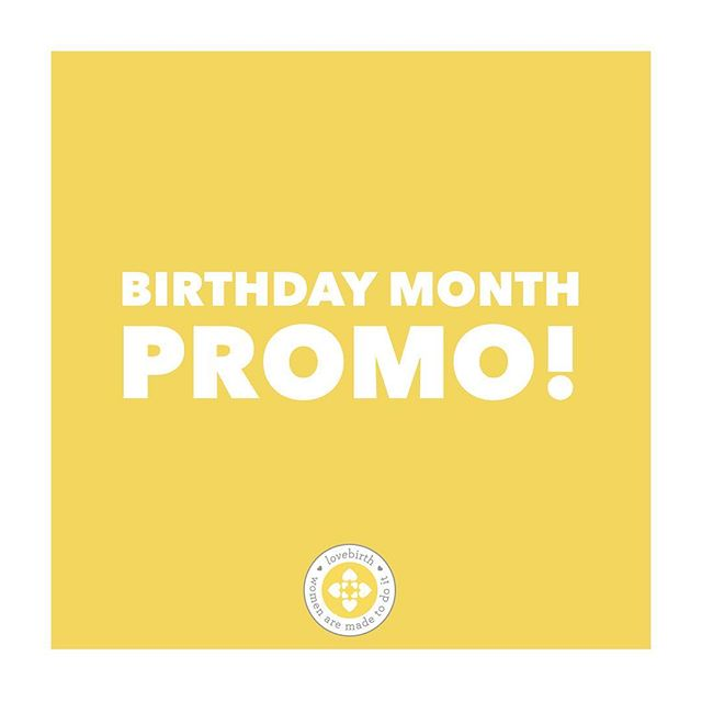 It's our birthday month! We're turning 40 and we wanna celebrate with you! . In celebration of turning 40, we'd love  to give YOU a birthday gift! Any lovebirth service booked during the entire month of June will get 23% off! . Contact us today and mention promo code: BDAY23 if you'd like to learn more about our services, start preparing for your ideal birth, or take advantage of this month's savings! . FINE PRINT:  lovebirth service contract must be signed between June 1st and June 30th. No exclusions apply. Discount offered on all or any one lovebirth service. Discount can be combined with other discounted package pricing. Must mention Promo Code: BDay23. . . . . . #teenbirth #allfamiliesmatter #baby #babymama #birthmatters #fullsprectrumdoula #abortiondoula #birthdoula #doula #tampadoula #brandondoula #teenpregnancy #pregnancy #placenta #parenthood #motherhood #pregnancyloss #LGBTQ #mothersofcolor #WOC #birth #naturalbirth #childbirtheducation #tampamom #tampadoula