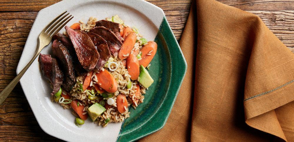 Soy-Glazed Steak with Carrot, Avocado, and Edamame — 0012 — HERO (1).jpg